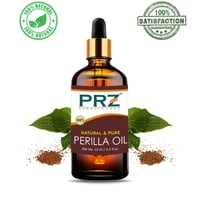 PRZ Perilla Seed Cold Pressed Carrier Oil