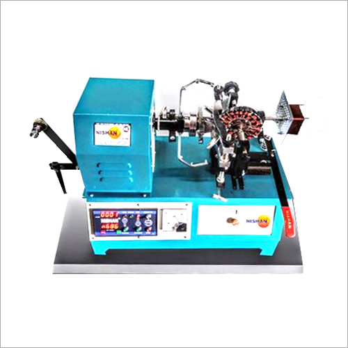 Manual Ceiling Fan Winding Machine