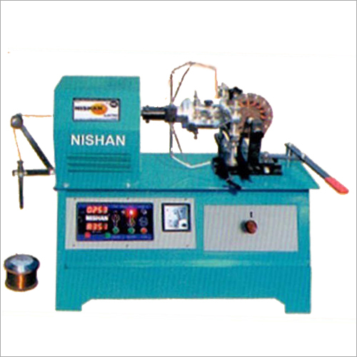 Fan Coil Winding Machine