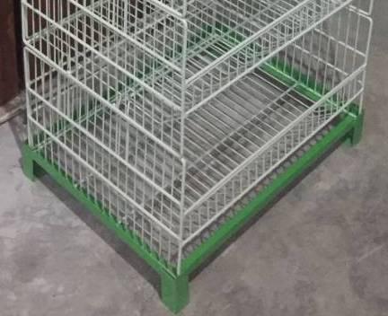 Wire Stackable Bin