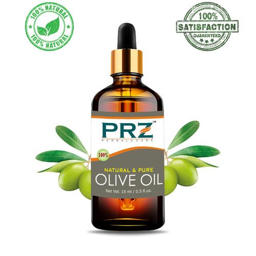 PRZ Olive Extra Virgin Cold Pressed Carrier Oil