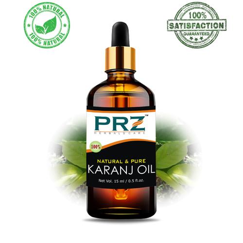 PRZ Karanj Seed Cold Pressed Carrier Oil