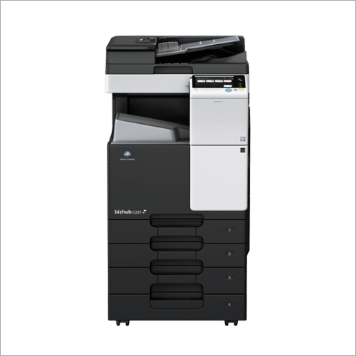 Color Photocopier with Document Feeder + WiFi