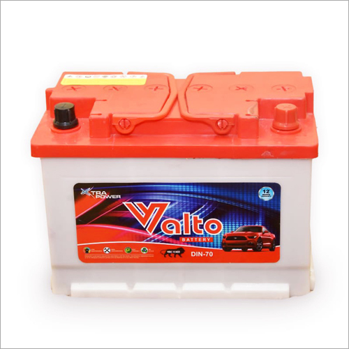 70 mAh Car Battery