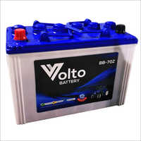 Agricultural Vehicle Battery