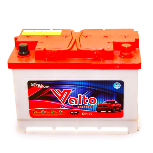 Automotive Car Battery