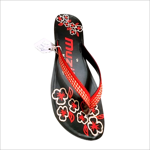 Ladies Pu Slipper