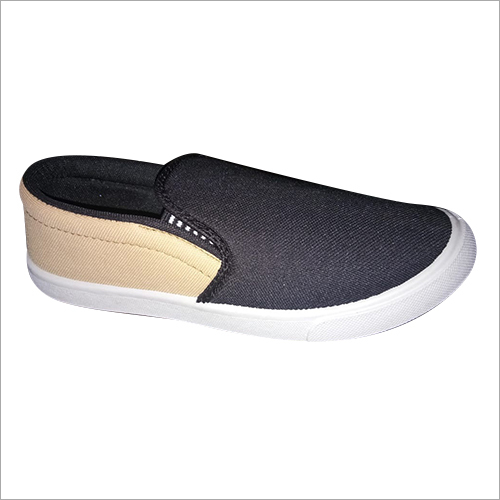 Mens Trendy Canvas Loafer Shoes