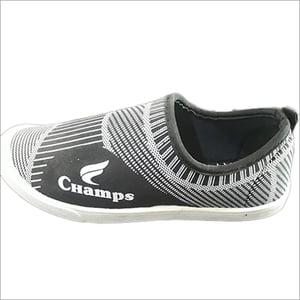 Mens Stylish Canvas Loafer Shoes