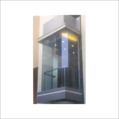 Commercial Glass Lift