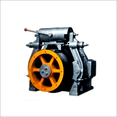 Industrial Gearless Motor