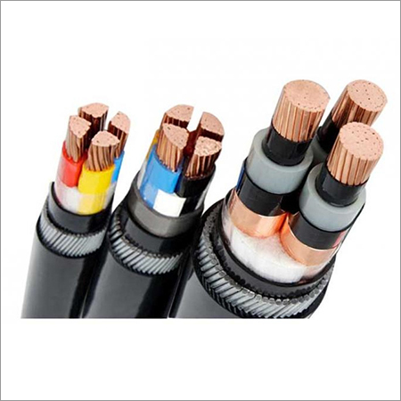 3.5 Core Copper Armoured Cable