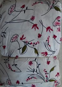 FLOWER PRINT RAYON FABRIC