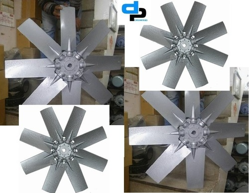 Aluminium Impeller - Manufacturers, Suppliers & Ex
