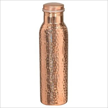 Plain Copper Bottles