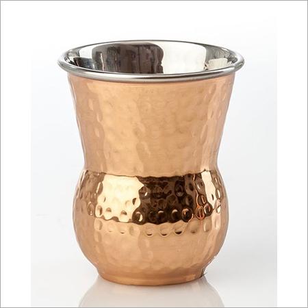 Copper Tea Glass