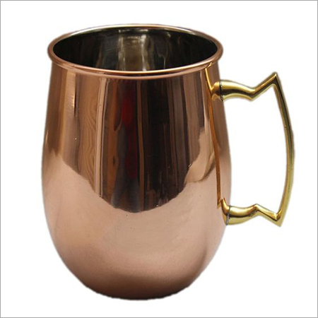 Copper Wine Mug