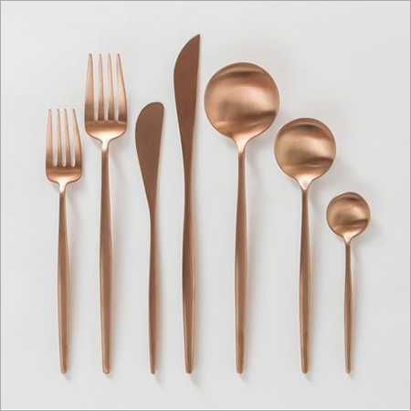 Copper Cutlery