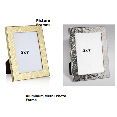 Aluminium Metal Photo Frame