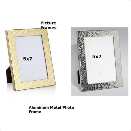 Aluminium Metal Photo Frame