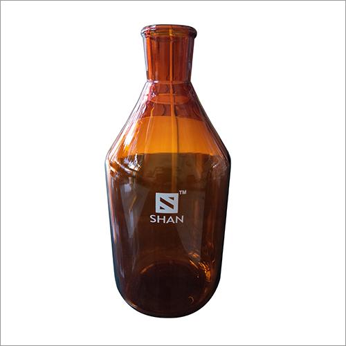 Stopper Amber Colour Reagent Bottle
