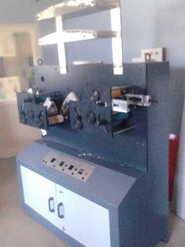 Ultra Sonic Label Cutting Machine