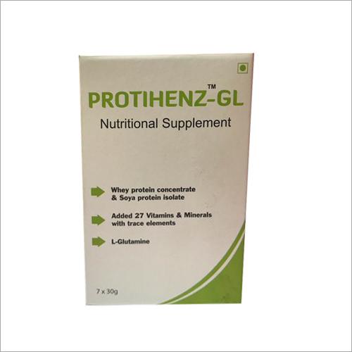 Protein Powder Sachet