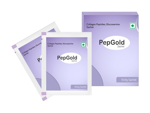 Collagen Peptides, Glucosamine Sachets