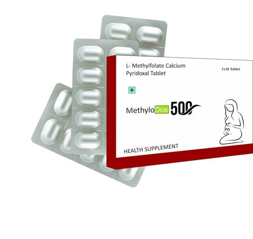 L Methylfolate Calcium Pyridoxal Tablet