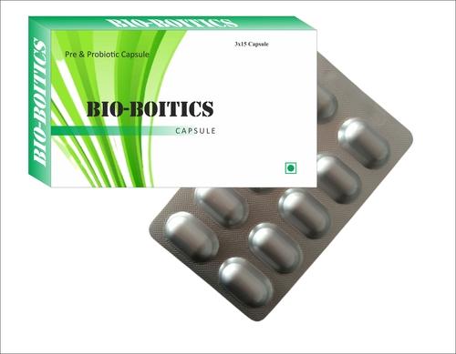 Pre Probiotic Capsule