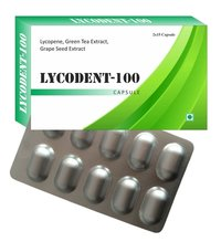 Lycopene, Green Tea Extract, Grape Seed Extract Capsule