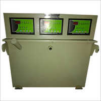 Digital Three Phase Oil Cooled Servo Voltage Stabilizer