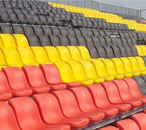 Plastic Football Stadium Chairs