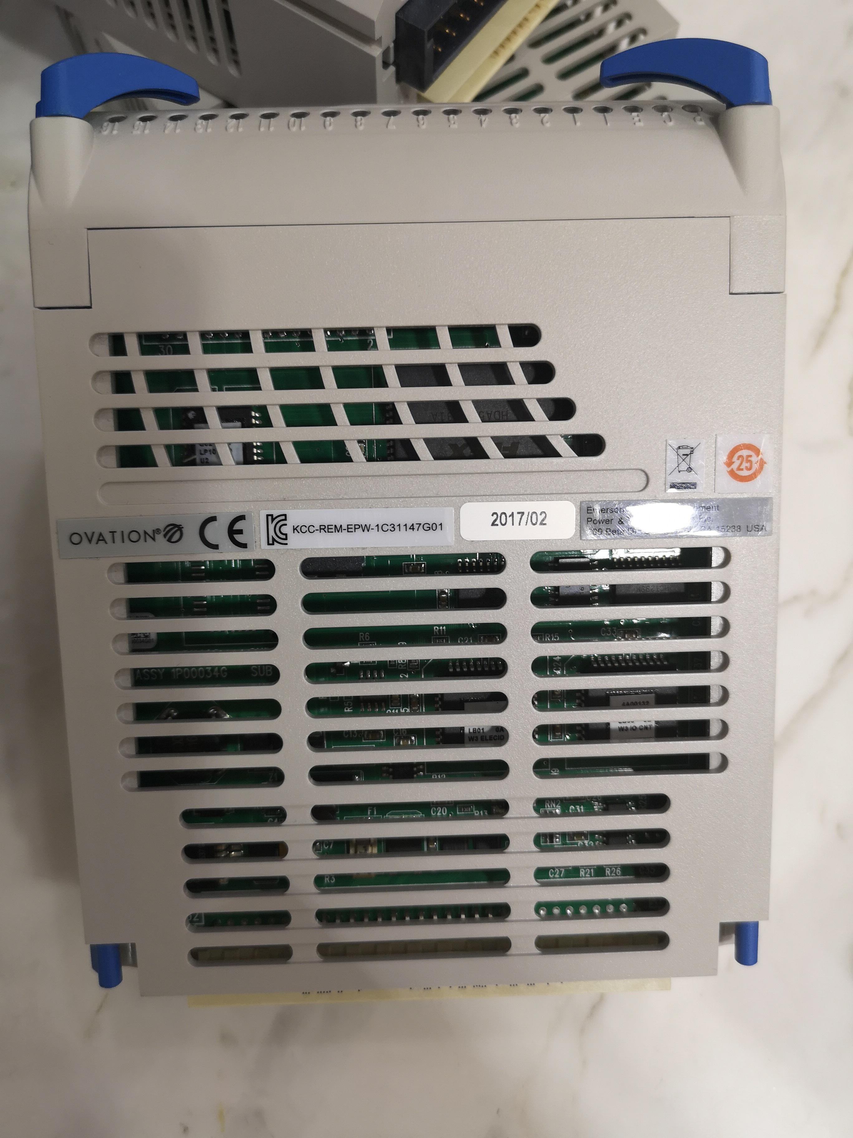 YOKOGAWA Control Panel 230311