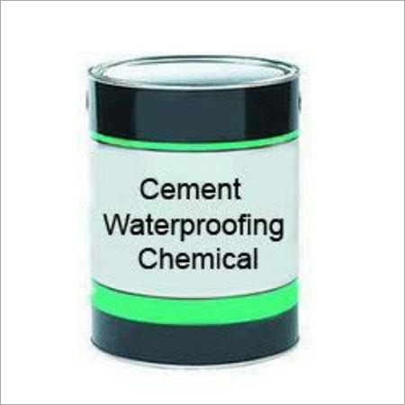 Cement Waterproofing Chemicals