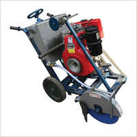 Concrete Floor Saw Cutting Machine