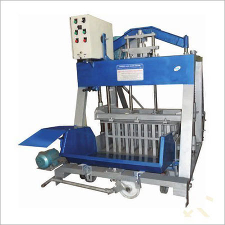 Autoramming Type Concrete Block Making Machine LPAR09
