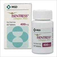 ISENTRESS Raltegravir 400mg