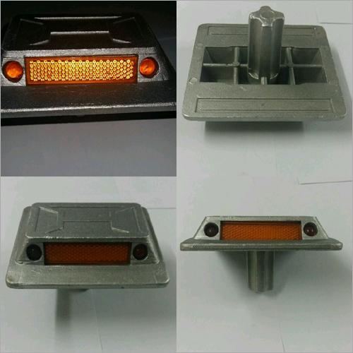 Plastic Solar LED Road Stud