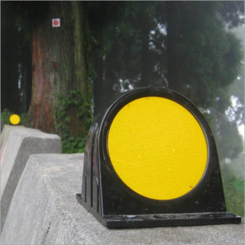 Median Marker and Reflectors