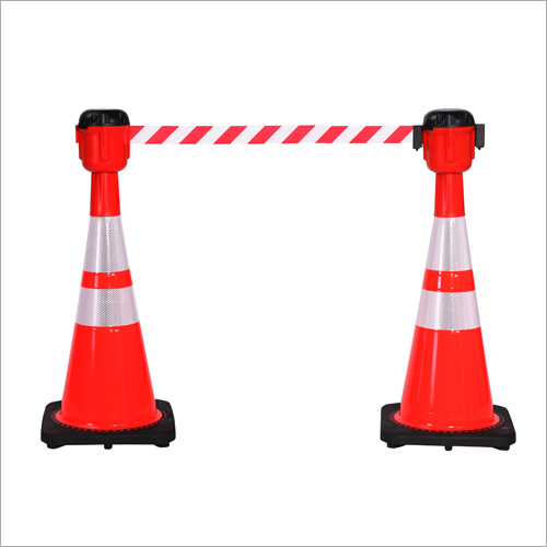Road Safety Cones and Spring Post