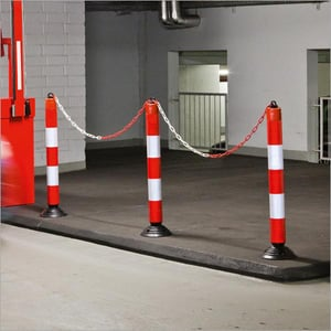 Cylindrical Reflective Traffic Cones