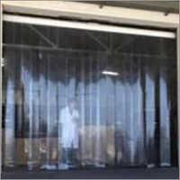 Clear PVC Strip Curtains