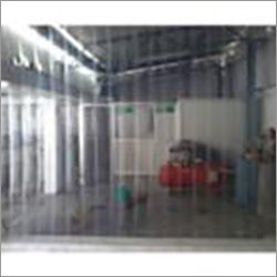 Transparent PVC Strip Curtain