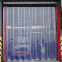 Plain Transparent PVC Curtains