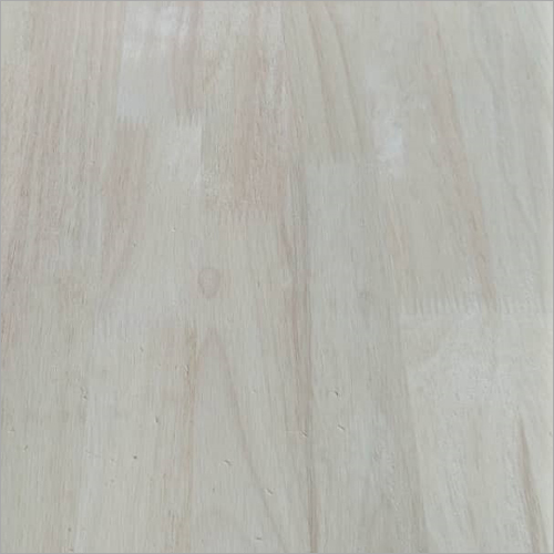 Solid Rubber Wood Finger Joint Laminated Board