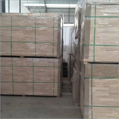 Rubber Wood Laminated Board