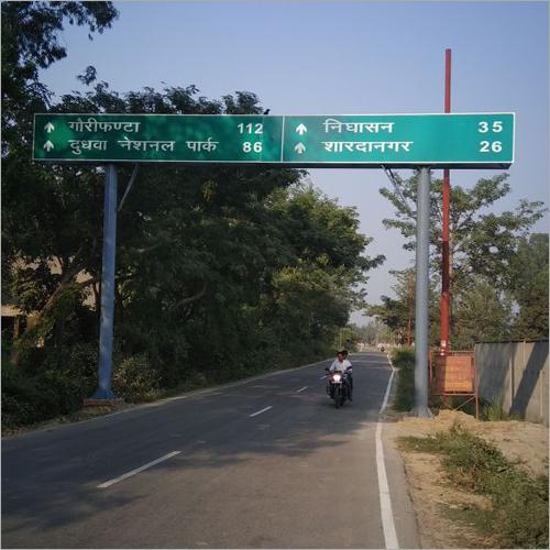 Gantry Signage Board