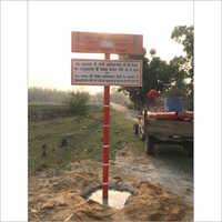 Roadside Directional Signage
