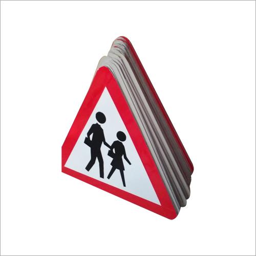 Pedestrian Crossing Mandatory Sign Boards